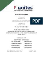 Informe Final - Equipo de Pensadores de Negocios