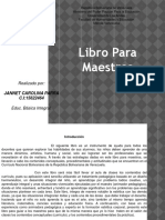 CAROLINA LIBRO MAESTROS (1).ppt