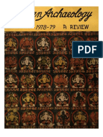 Indian Archaeology 1978-79 a Review