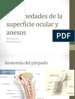 Enfermedades de La Superficie Ocular y Anexos