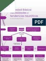 Necesidades y Tendencias Neuróticas Horney