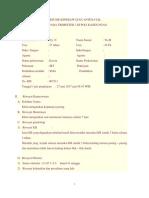 Resume Poli Kandungan - Antenatal