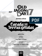 Aventura OldDay 2017 - Terras Gélidas