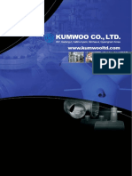 KUMWOO Valves General Catalog