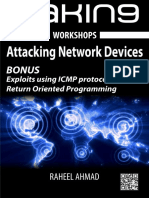 Attacking Network Device