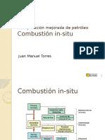 Combustion  in-situ