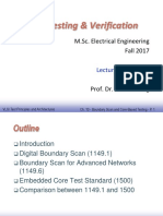 Vlsi Tv Lecture 10 Bscan