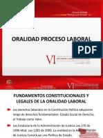 09. Diapositivas Oralidad Proceso Laboral