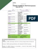 Cronograma de Actividades Académicasprácticasep-Ene2017
