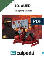 Technical Literature for Pump Set