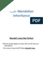 patternsofinheritancenon-mendelianinheritance-160331202116