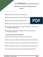Tecnologia Web - Docencia Virtual - Manual Repositorio Moodle - Capitulo I