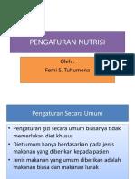 Pengaturan Nutrisi