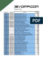 Hevosvoima.com Melett price list