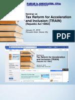 Fabian & Associates, CPAs-TRAIN-Income Tax