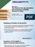 Fabian & Associates, CPAs-TRAIN-Administrative Provision