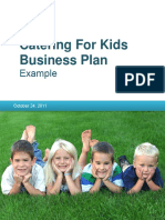 Bb Business Plan Example102111