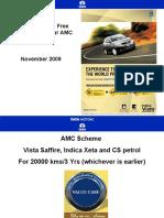 Vista Safire - Free Insurance & AMC Scheme