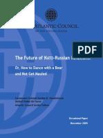 Future NATO Russian Relations Gordon Hendrickson