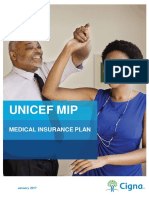 Unicef Medical Insurance Plan