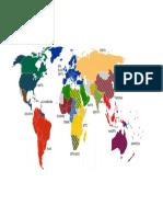 Mapa Zonas Libre Comercio