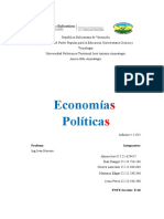 políticas económicas