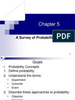 Probability and Statistics Presentation