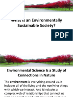 What is an Environmentally Sustainable Society.pptx Lec 1 1 (1)