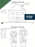 T N 4957 Colour by 2D Shapes Ver 2