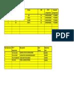 Plantilla Para Reporte Acpm y Tos