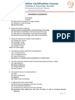 6 Assignment Solution
