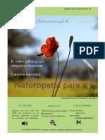 Naturopatía para ti. Revista nº 18