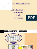 Intro to Computer and Networks