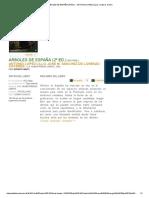 Arboles de España (2ª Ed