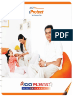 ICICI Pru IProtect Brochure