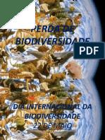 Perda de Biodiversidade