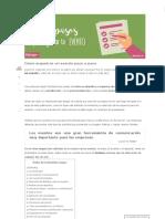 Cómo Organizar Un Evento Con Éxito Paso a Paso _ Guía