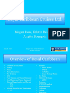 """cruise industry swot Norwegian cruise line marketing plan recap of past year """"freestyle cruising"""" concept that accelerated revenue growth and contributed to improving our operating income margins by approximately 1,350 basis points since the beginning of 2008 through the end of 2013."""