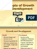 27 Concepts of Growth and Development Edited