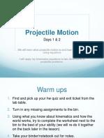 P Projectile Motion-final