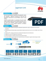 Smart Site Management Unit SCC800 Datasheet (Overseas Version)