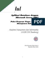 Modul Paket Program Niaga