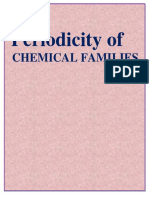 Periodicity of Chemical Families - F2