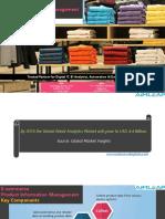 E-commerce Product Imformation Management - Key Components