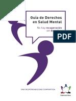 Guía de Derechos en Salud Mental - Federación Veus - Cataluña