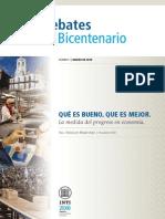 Que Es Bueno, Que Es Mejor, En Economia (en Baja)