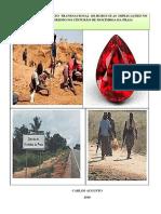 A Migração, Comercio Transnacional do Rubi e suas Implicações no Ciclo do Terrorismo No Cinturão de Mocimboa Da Praia