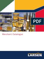 Larsen Merchant Catalogue