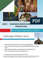 Siam Negeri Melayu Utara