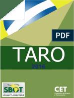 Taro Oficial 2016